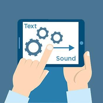 Text to speech 2