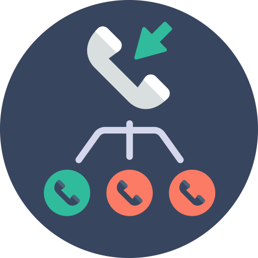 Blended call center software. Blended calling solution from Voiptime